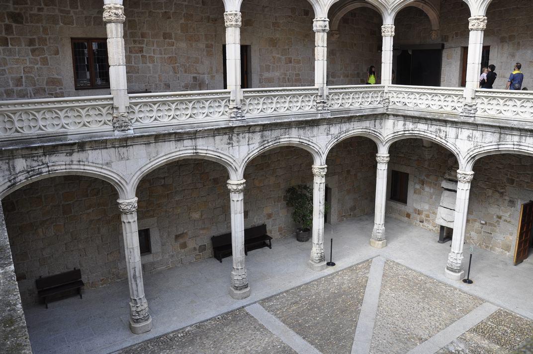 Centre de Interpretació del Castell de Manzanares El Real de Madrid