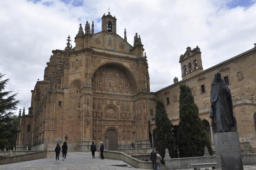 Convent de Sant Esteve de Salamanca