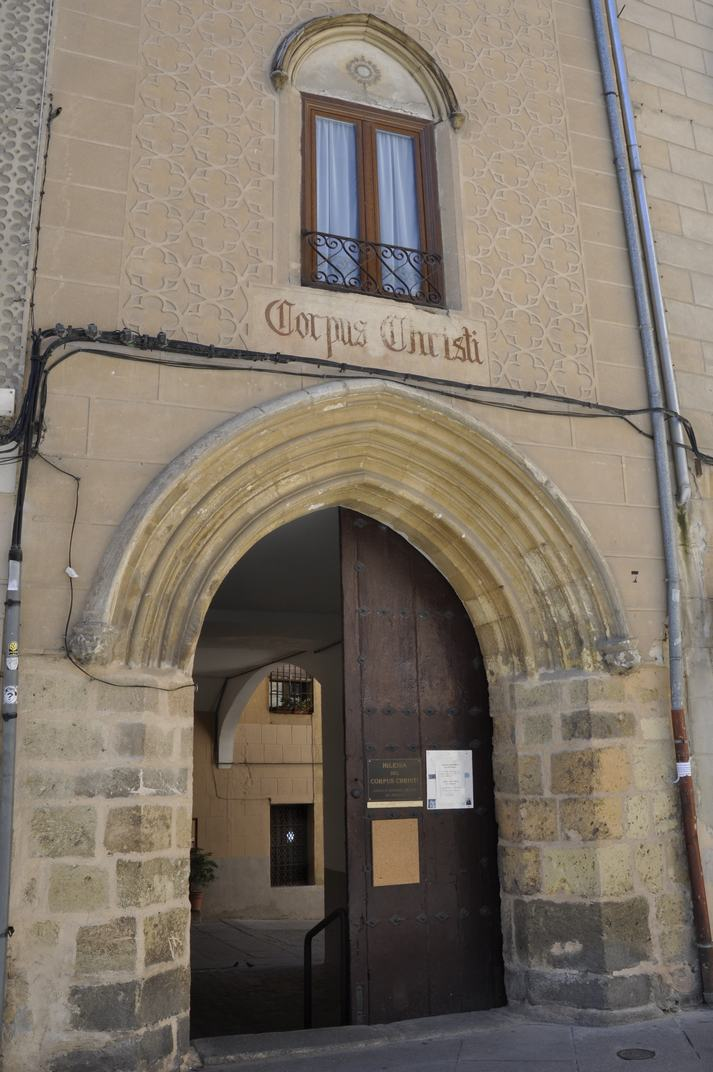 Convent del Corpus Christi de Segòvia
