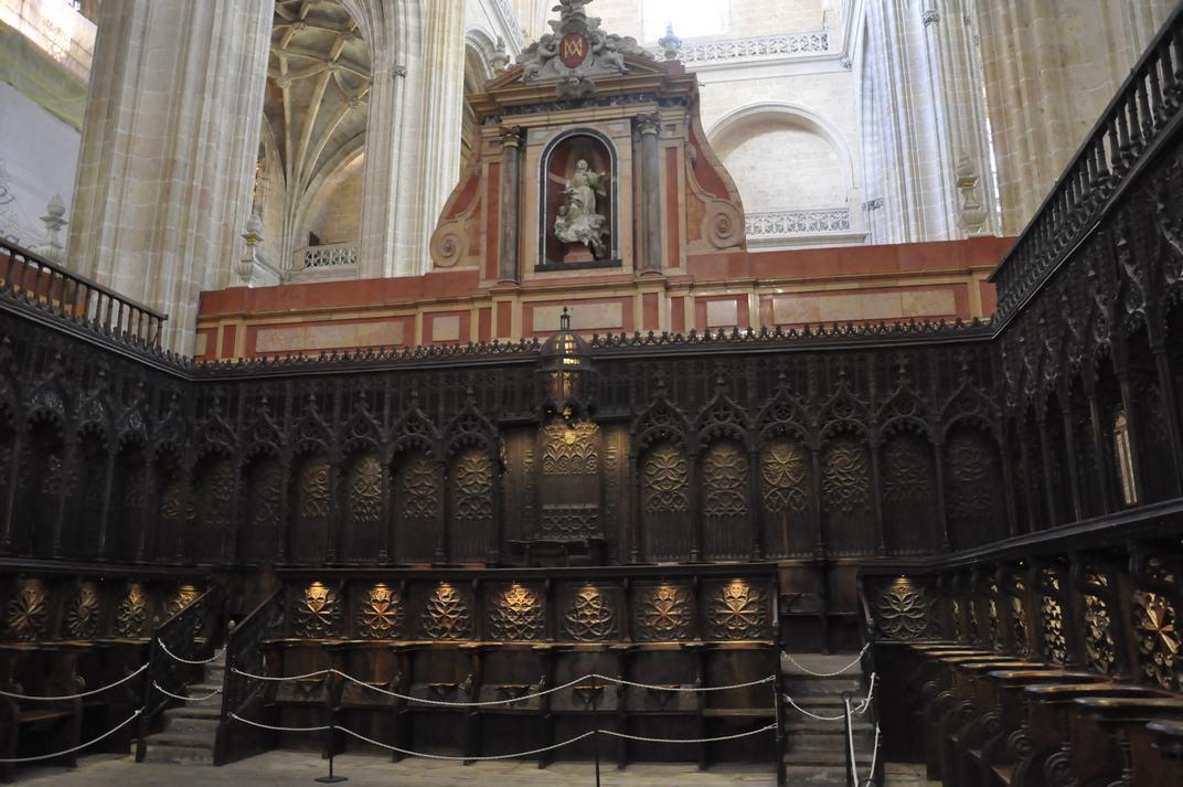Cor de la Catedral de Segòvia