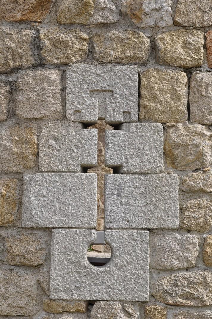 Creu del Sant Sepulcre de Jerusalem del Castell de Manzanares El Real de Madrid