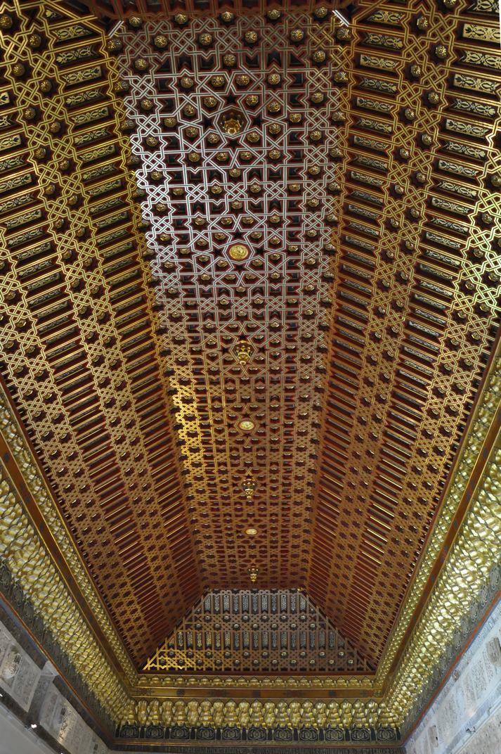 Cúpula de la Galera de l'Alcàsser de Segòvia