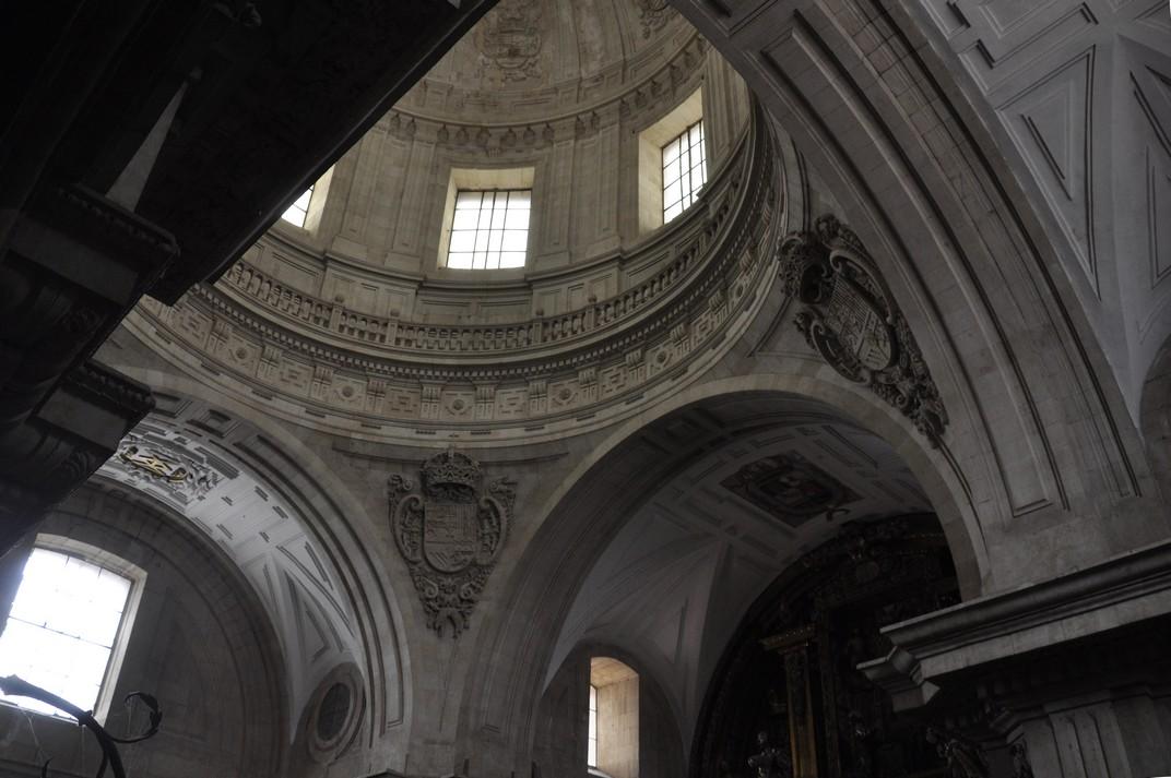 Cúpula de l'Església de la Clerecia de Salamanca