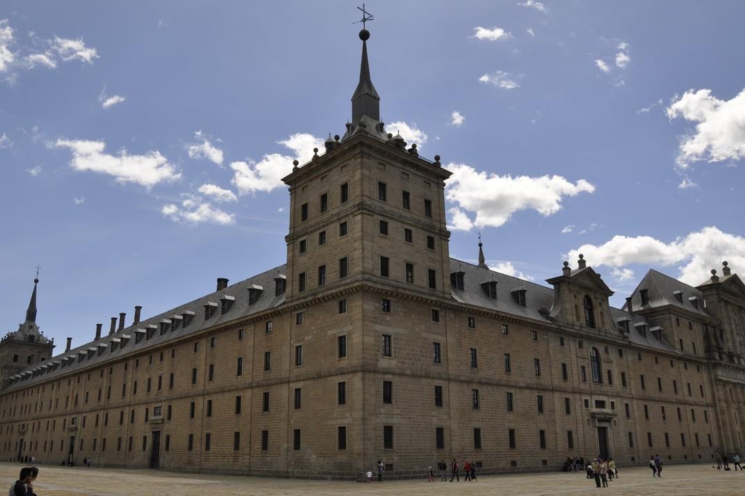 El Escorial de la Comunitat de Madrid