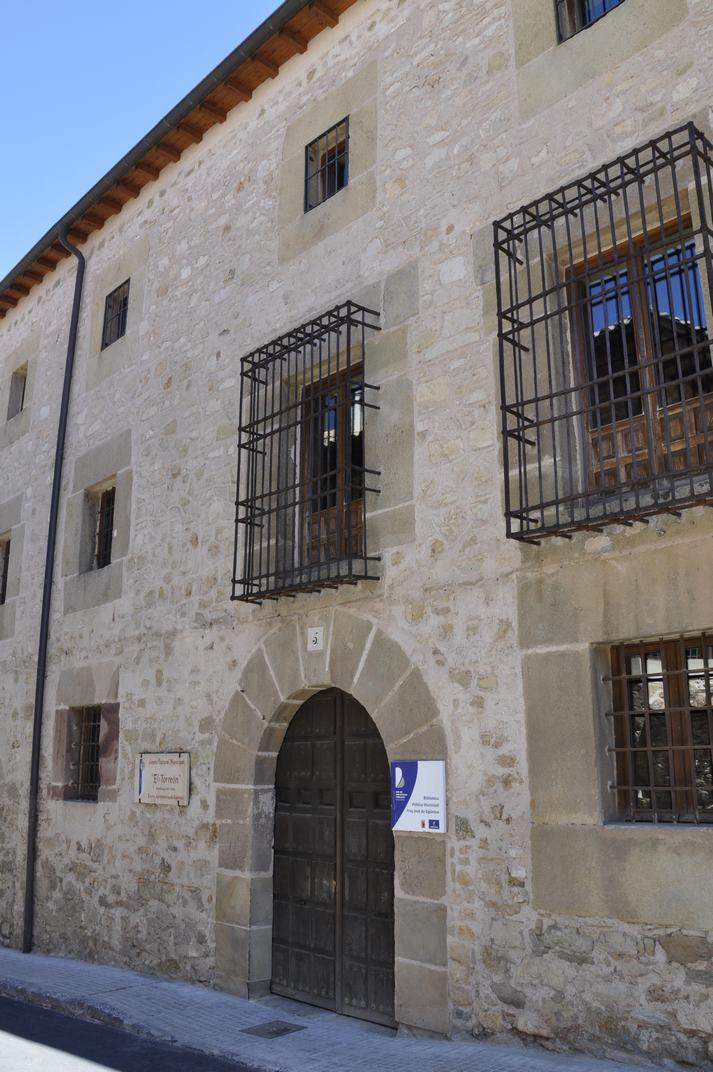 El Torreón de Sigüenza de Castella-La Manxa