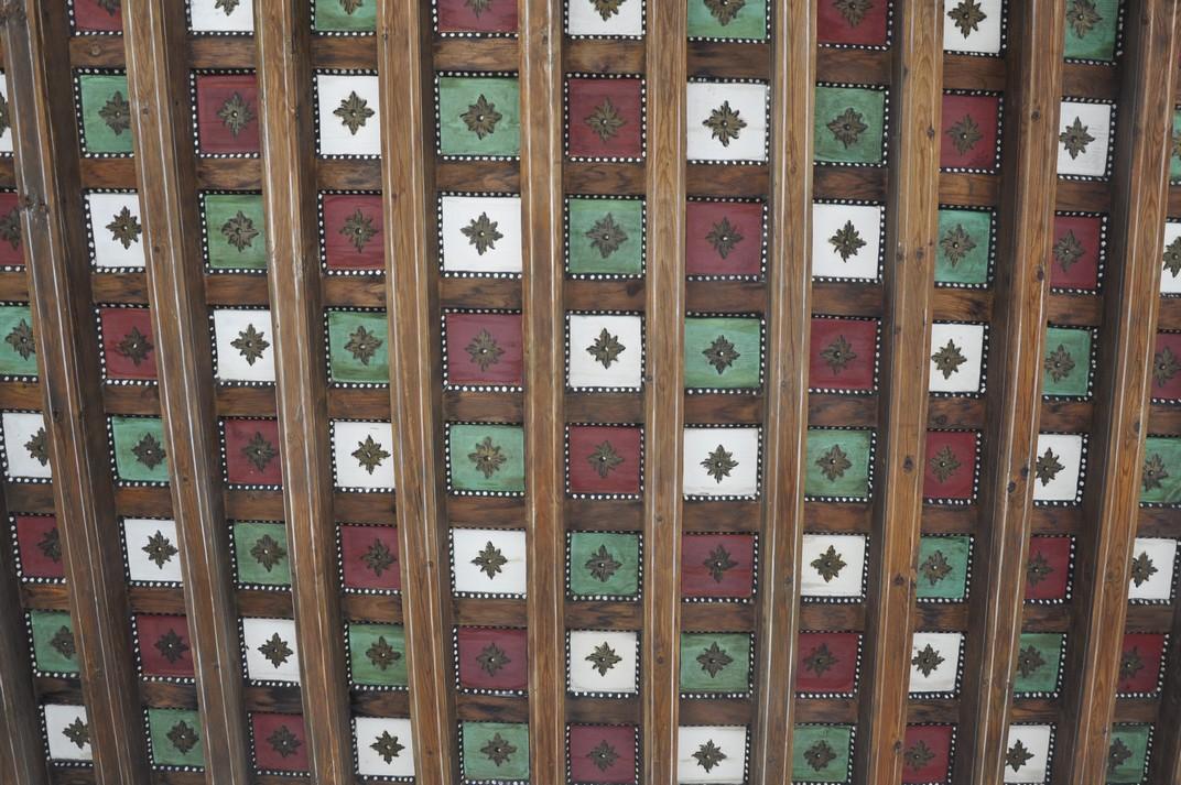 Enteixinat mudèjar de la Universitat de Salamanca