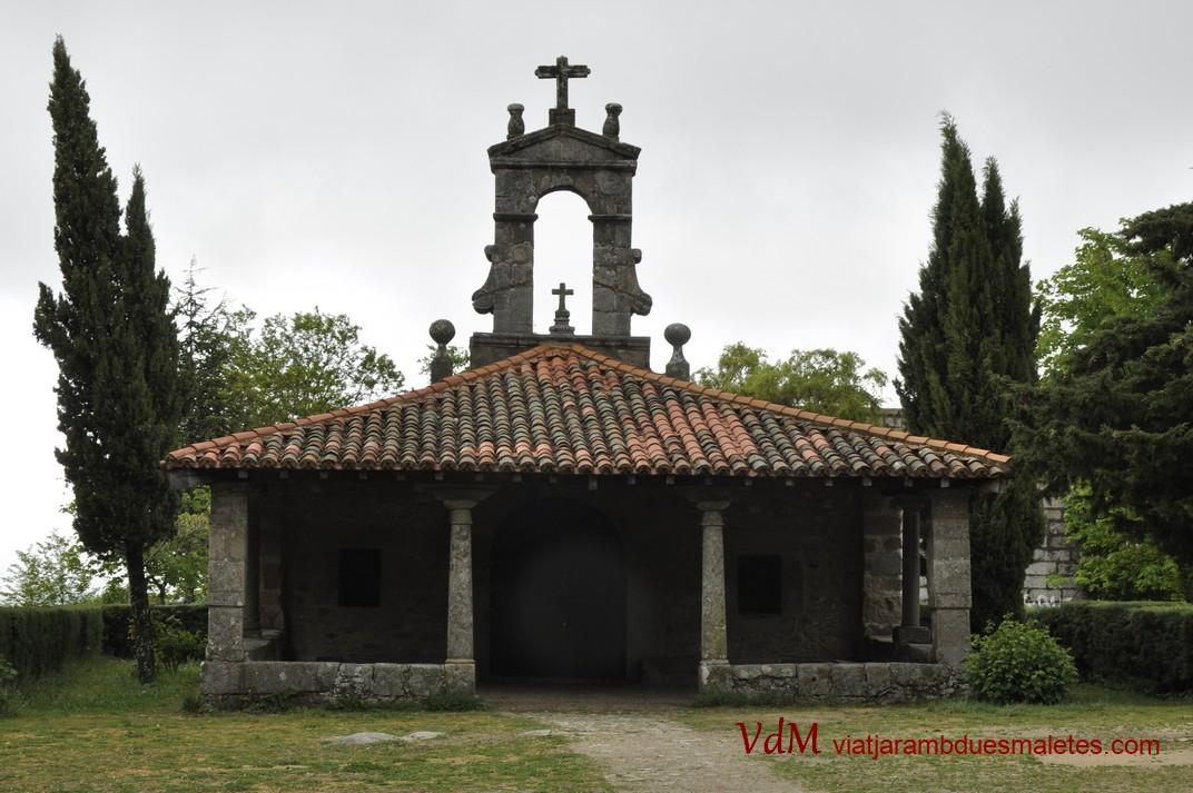 Ermita de Sant Blai de La Alberca
