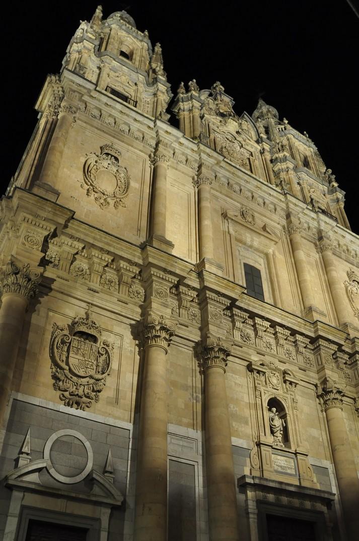 Església de la Universitat Pontifícia de Salamanca