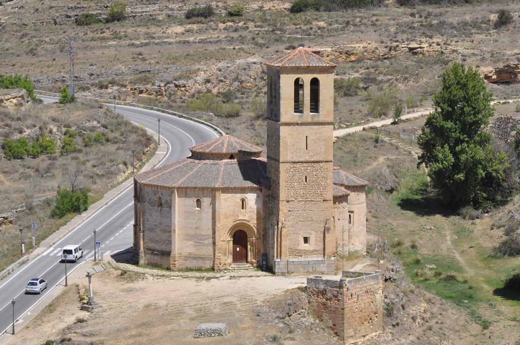 Església de la Vera Cruz de Segòvia
