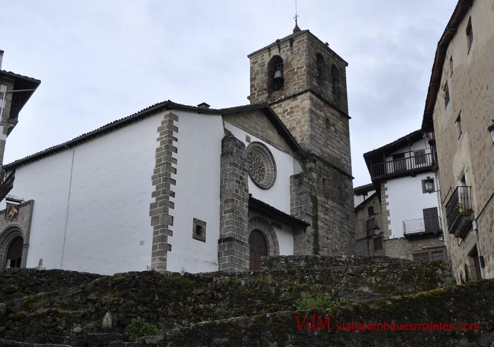 Església de Nostra Senyora de l'Assumpció de Candelario