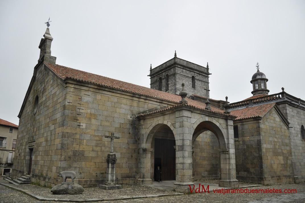 Església de Nostra Senyora de l'Assumpció de La Alberca de Salamanca