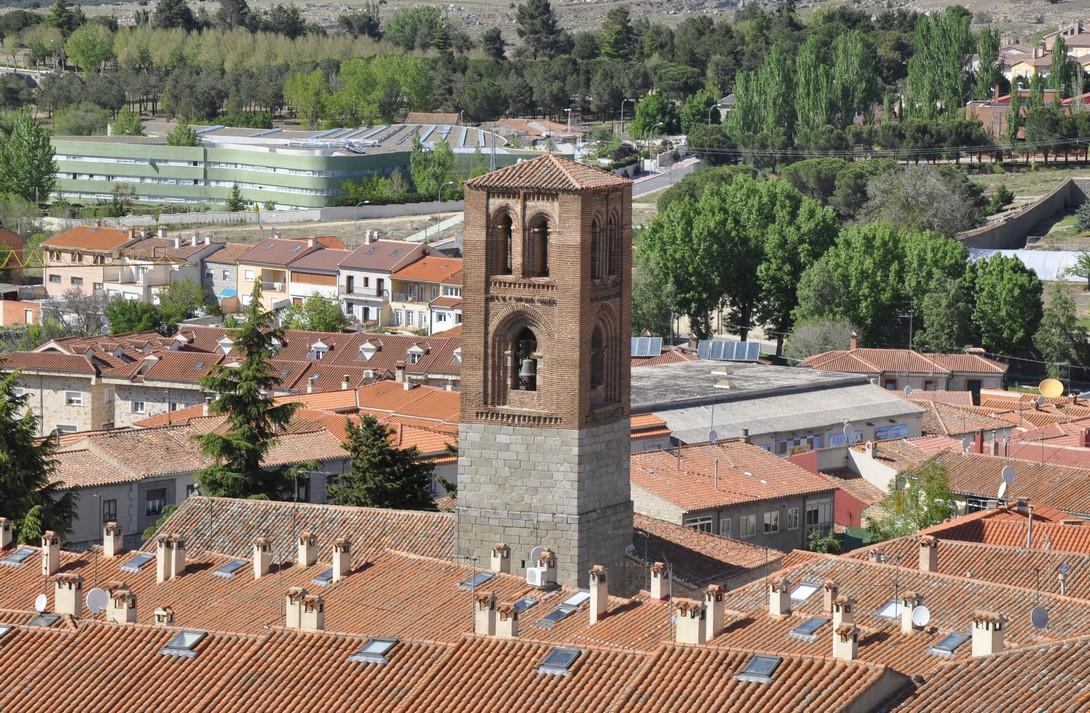 Església de Sant Martín d'Àvila
