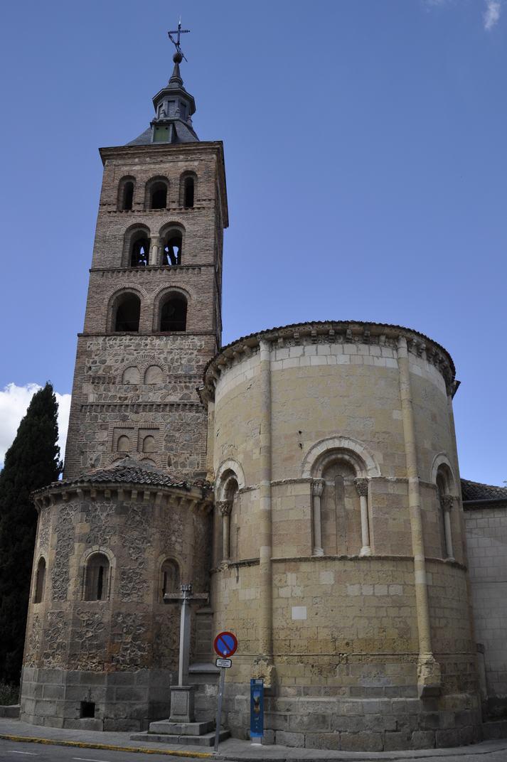 Església de Sant Andreu de Segòvia