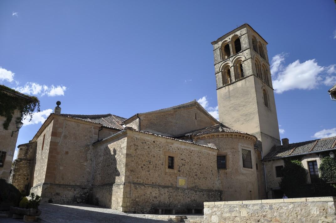 Església de Sant Joan Baptista de Pedraza de Segòvia
