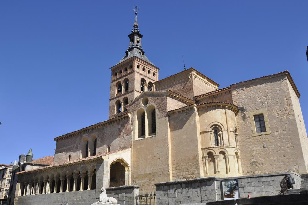 Església de Sant Martí de Segòvia