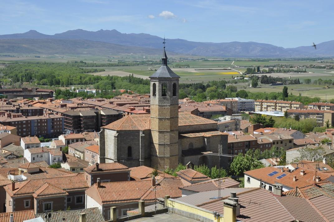 Església de Santiago d'Àvila