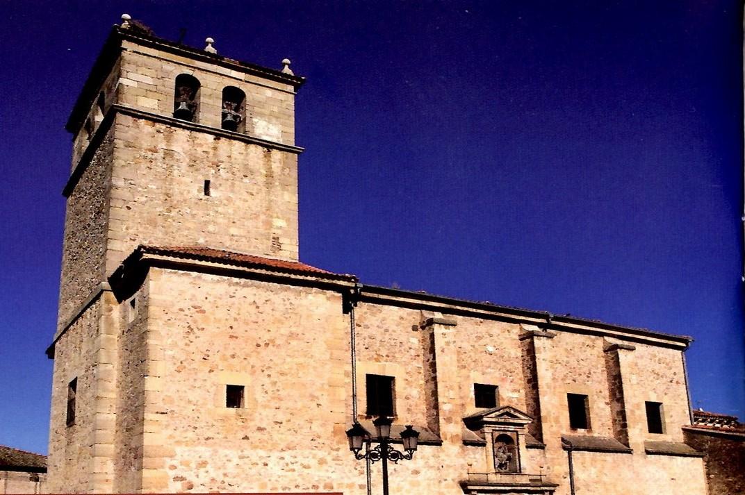 Església de Santiago de Turégano de Segòvia