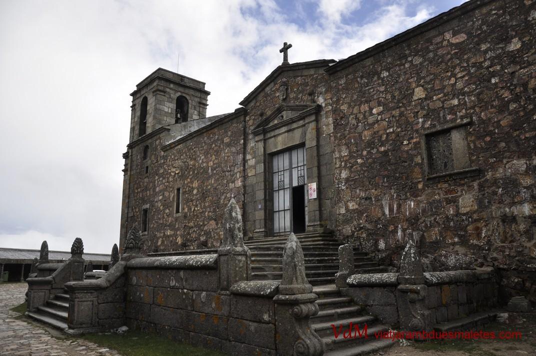 Església del Santuari de la Peña de Francia de Salamanca