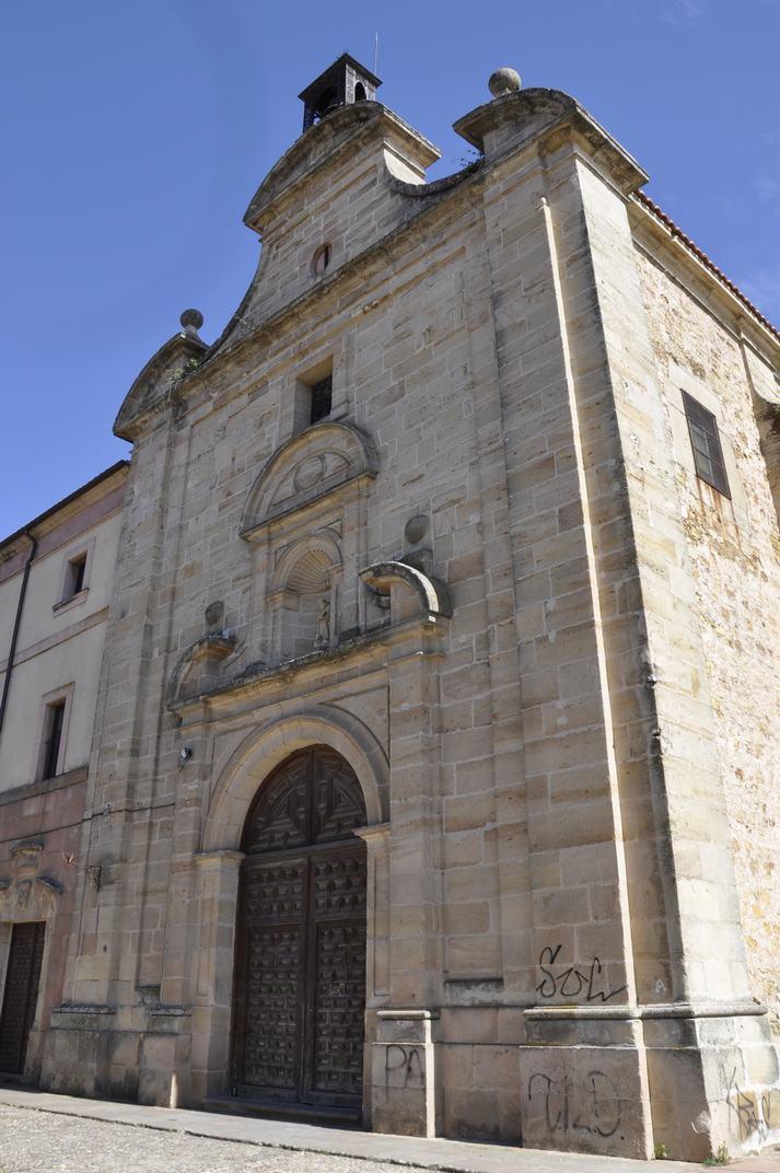 Església dels Jerònims de Sigüenza de Castella-La Manxa