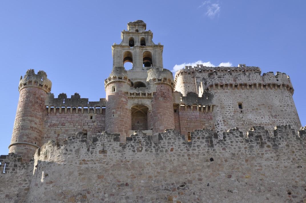 Església i Castell de Turégano de Segòvia