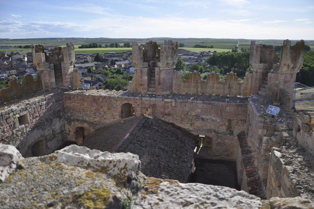 Església integrada al Castell de Turégano de Segòvia