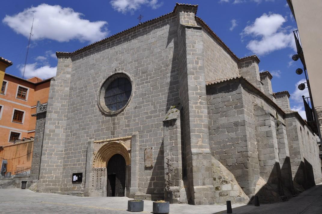 Església San Juan Bautista d'Àvila