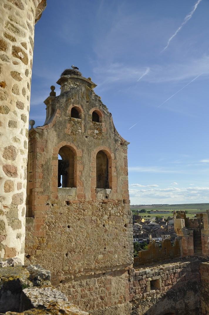 Espadanya de l'església de Turégano de Segòvia