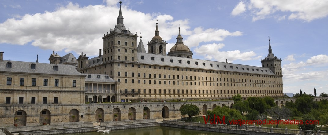 Estanc del Monestir d'El Escorial de Madrid