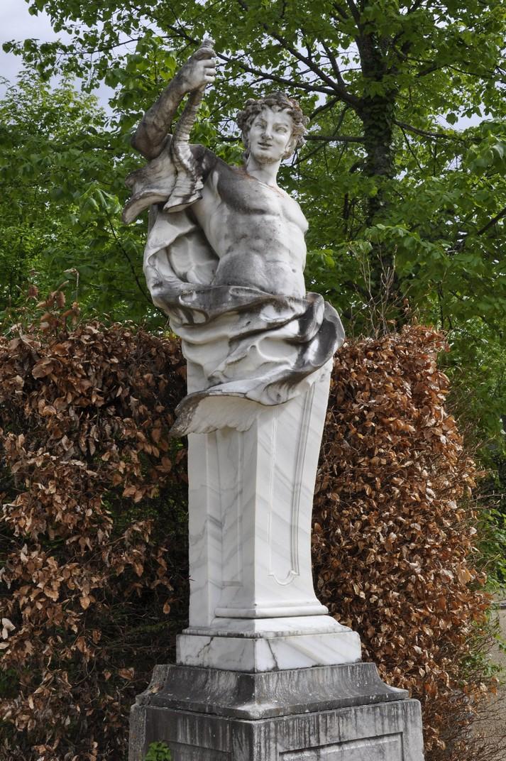 Estàtua del Jardins del Palau de la Granja de Segòvia