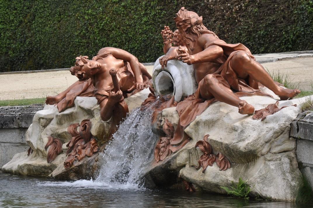 Font de La Selva del Palau de la Granja de Segòvia