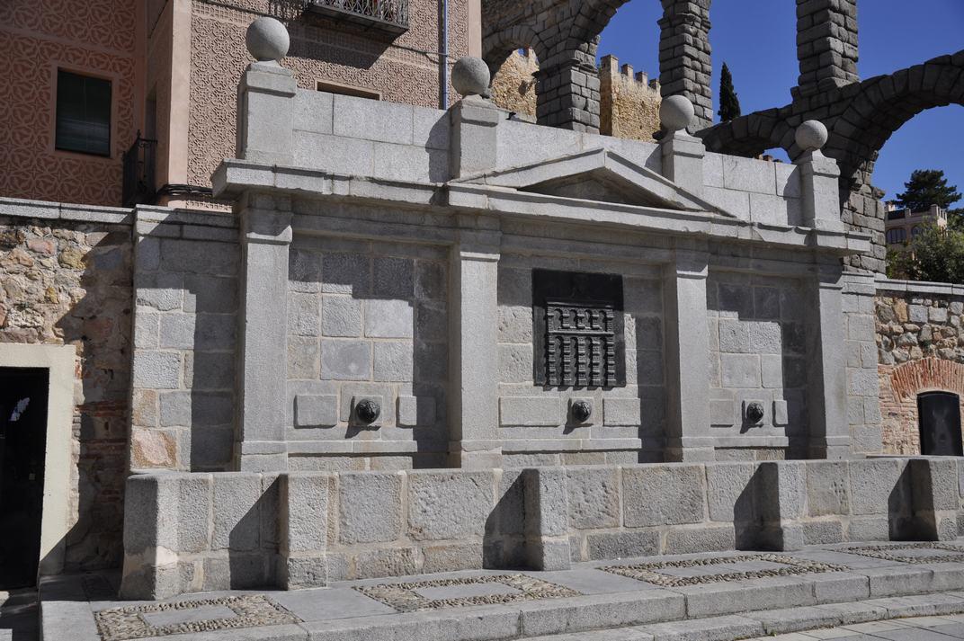 Font dels tres sortidors de Segòvia