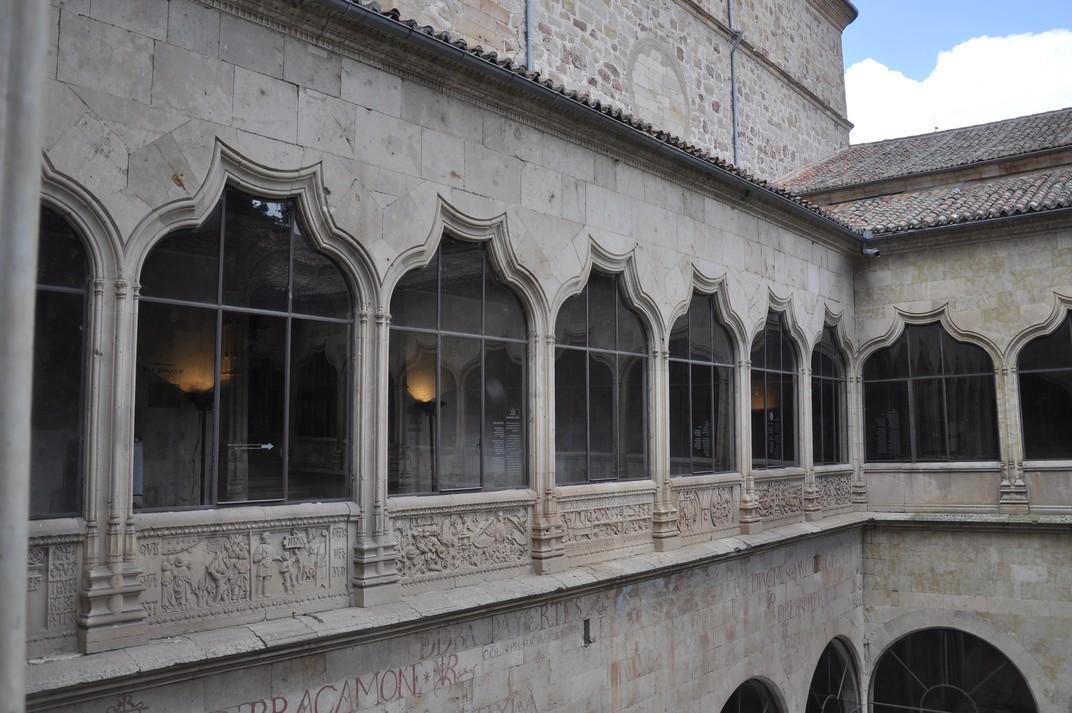 Galeria de la Biblioteca de la Universitat de Salamanca