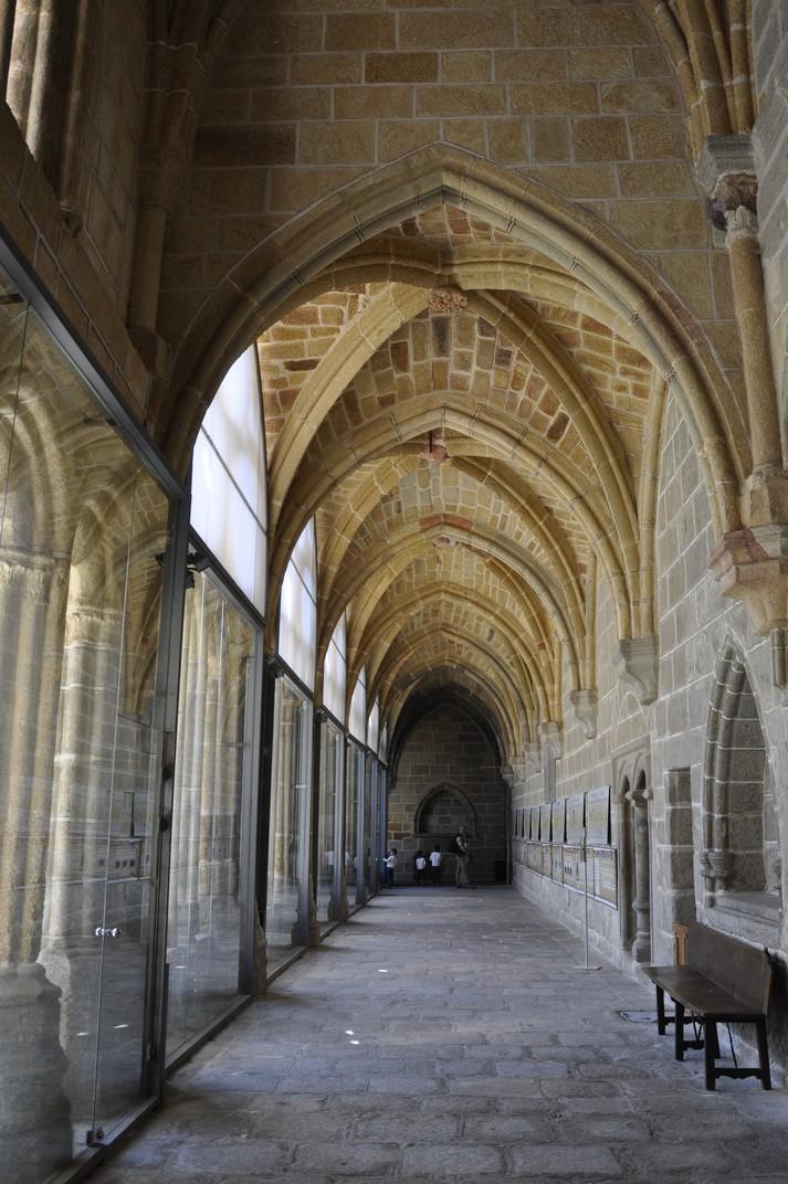Galeria del Claustre de la Catedral d'Àvila