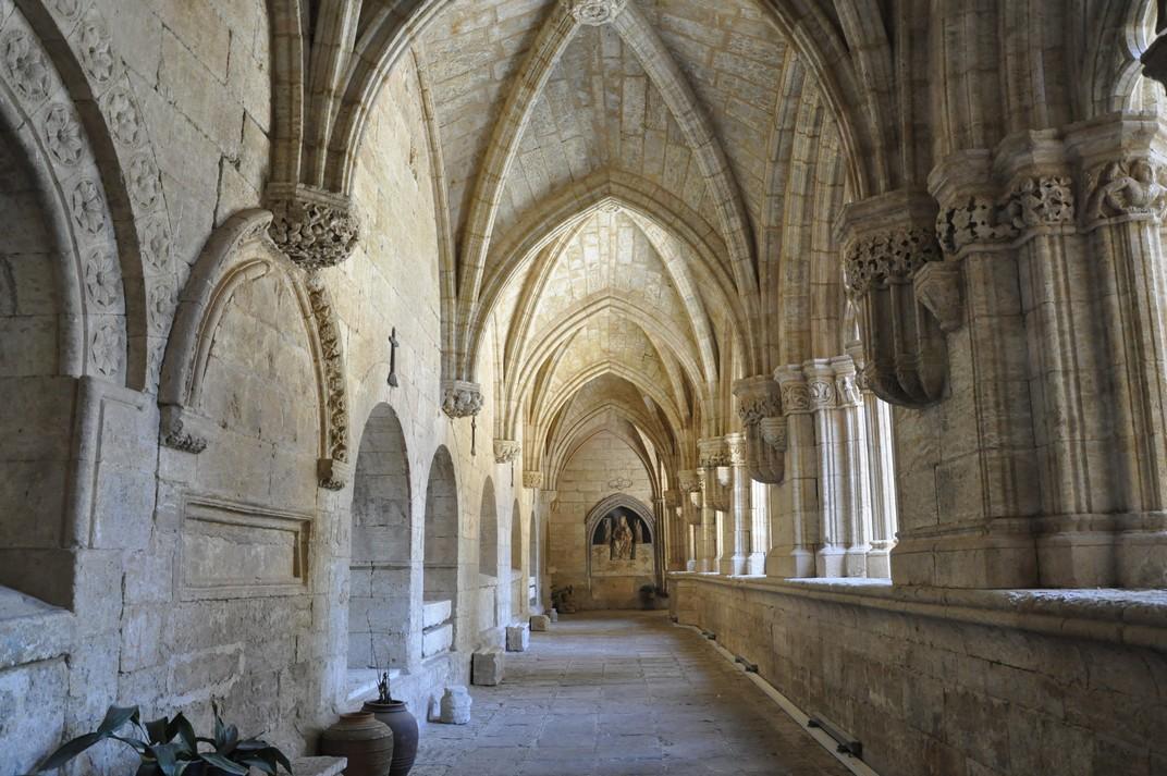 Galeria del Claustre de la Catedral de Ciudad Rodrigo de Salamanca