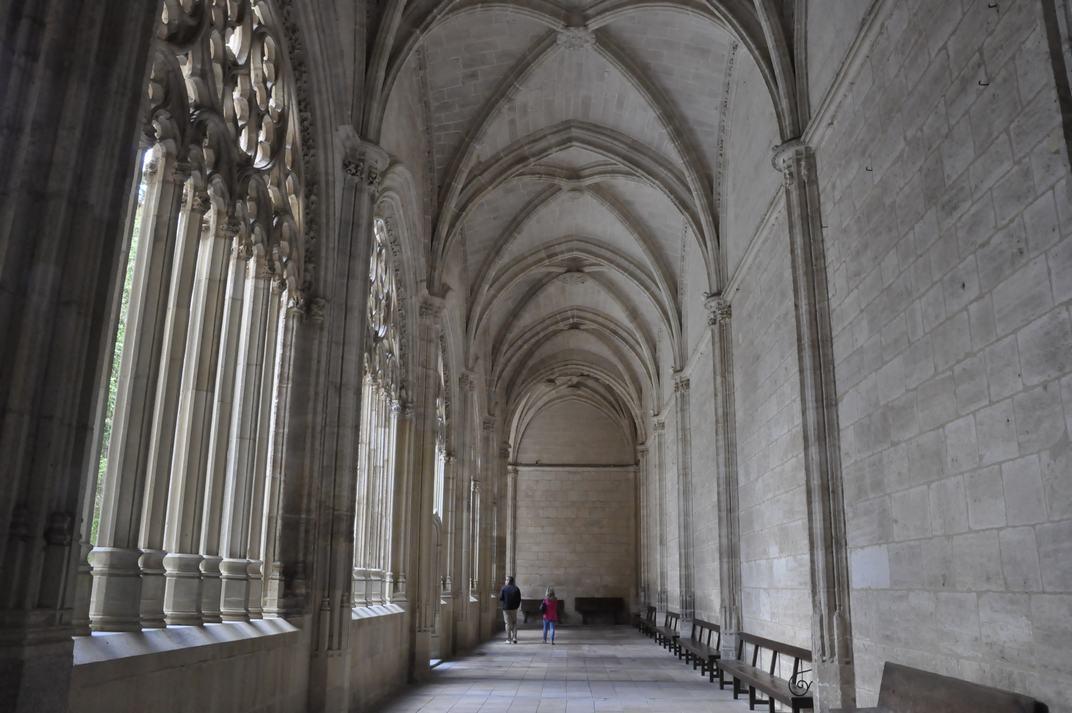 Galeria del Claustre de la Catedral de Segòvia