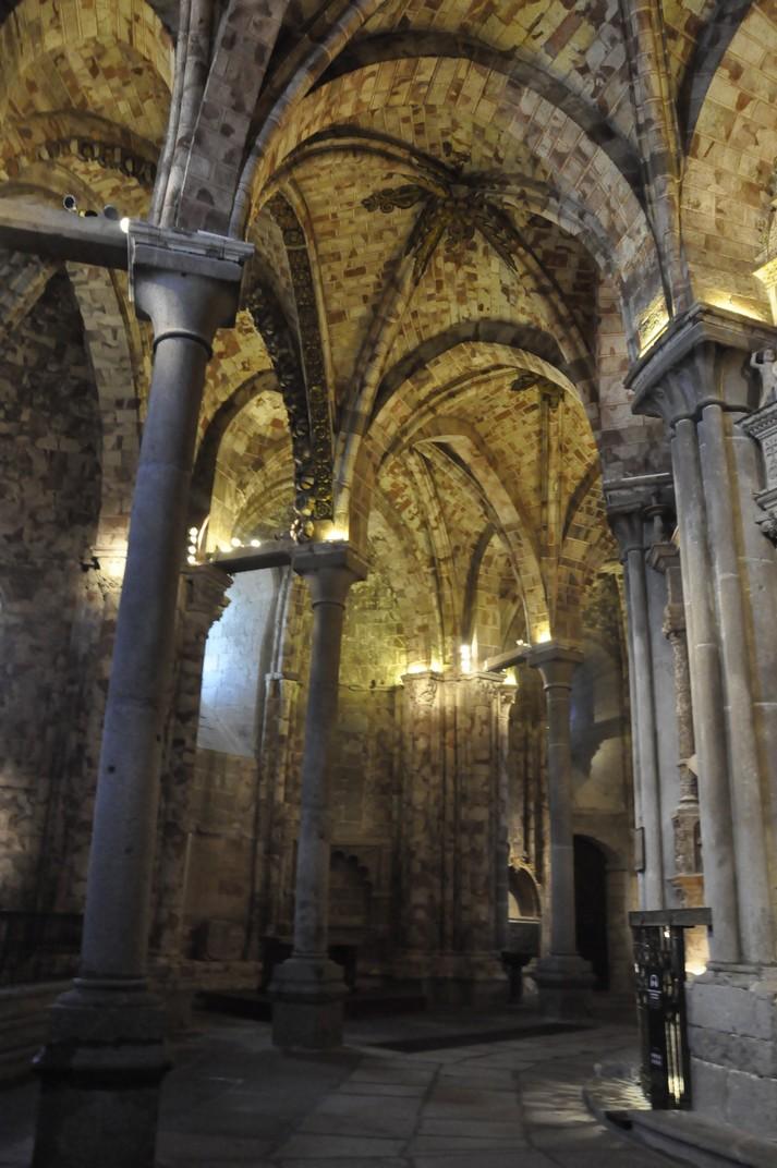 Girola de la Catedral d'Àvila