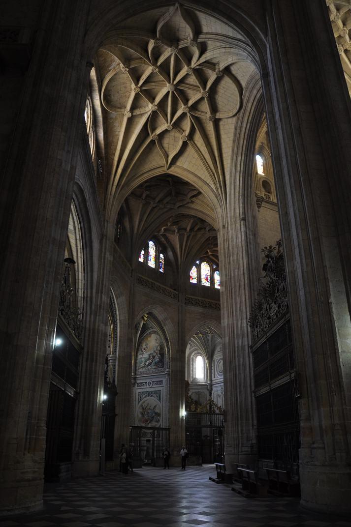 Girola de la Catedral de Segòvia