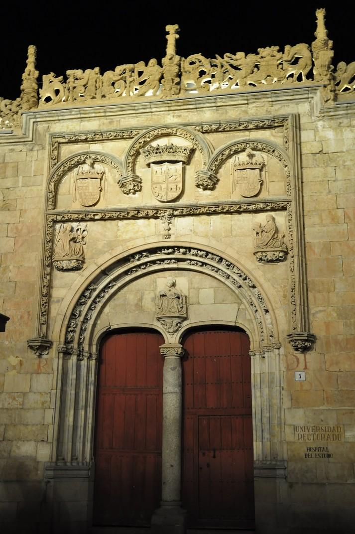 Hospital de l'estudi de la Universitat de Salamanca
