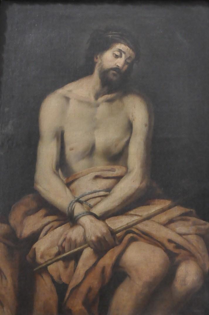 Imatge de Crist del Monestir de Santa Maria d'El Paular de Madrid