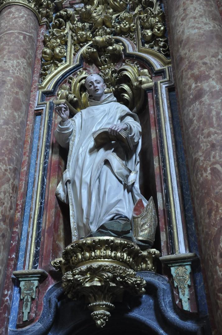 Imatge de Sant Bru del Monestir de Santa Maria d'El Paular de Madrid