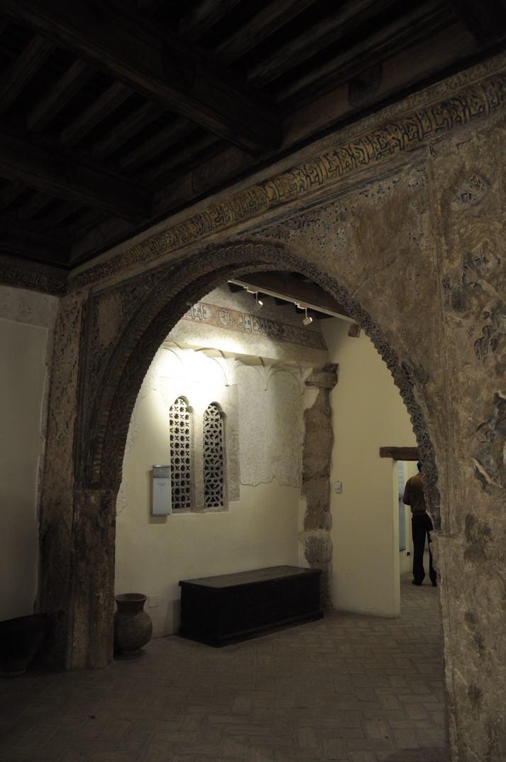 Interior Casa del Doncel de Sigüenza de Castella-La Manxa