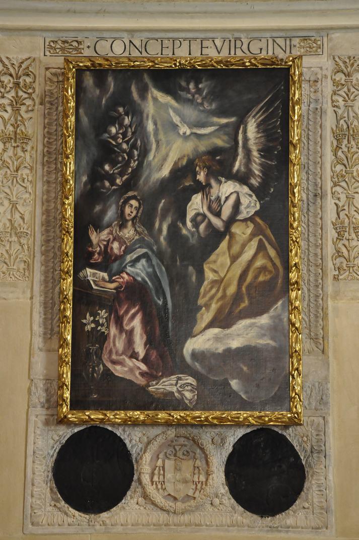 L'Anunciació de la Catedral de Sigüenza de Castella - La Manxa
