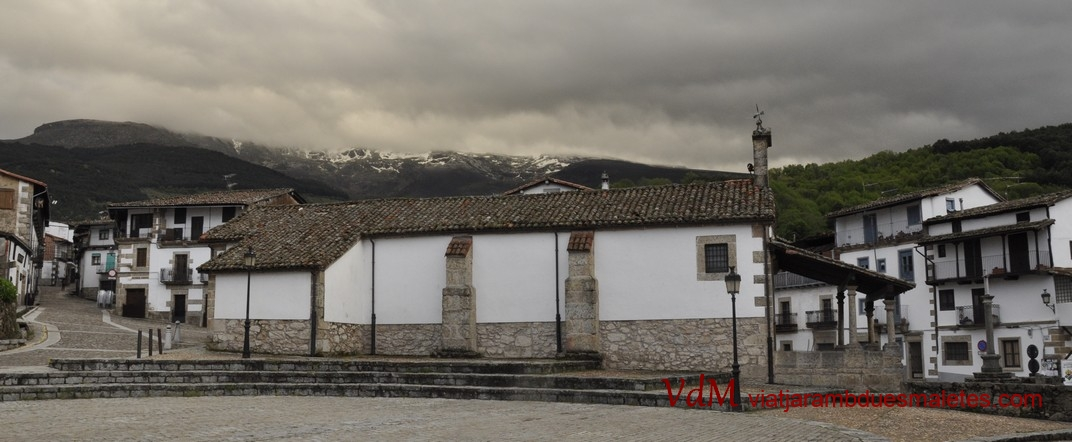 L'ermita del Humilladero de Candelario