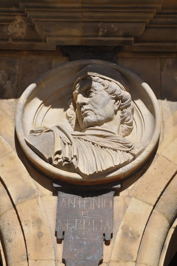 Medalló de la Plaça Major de Salamanca