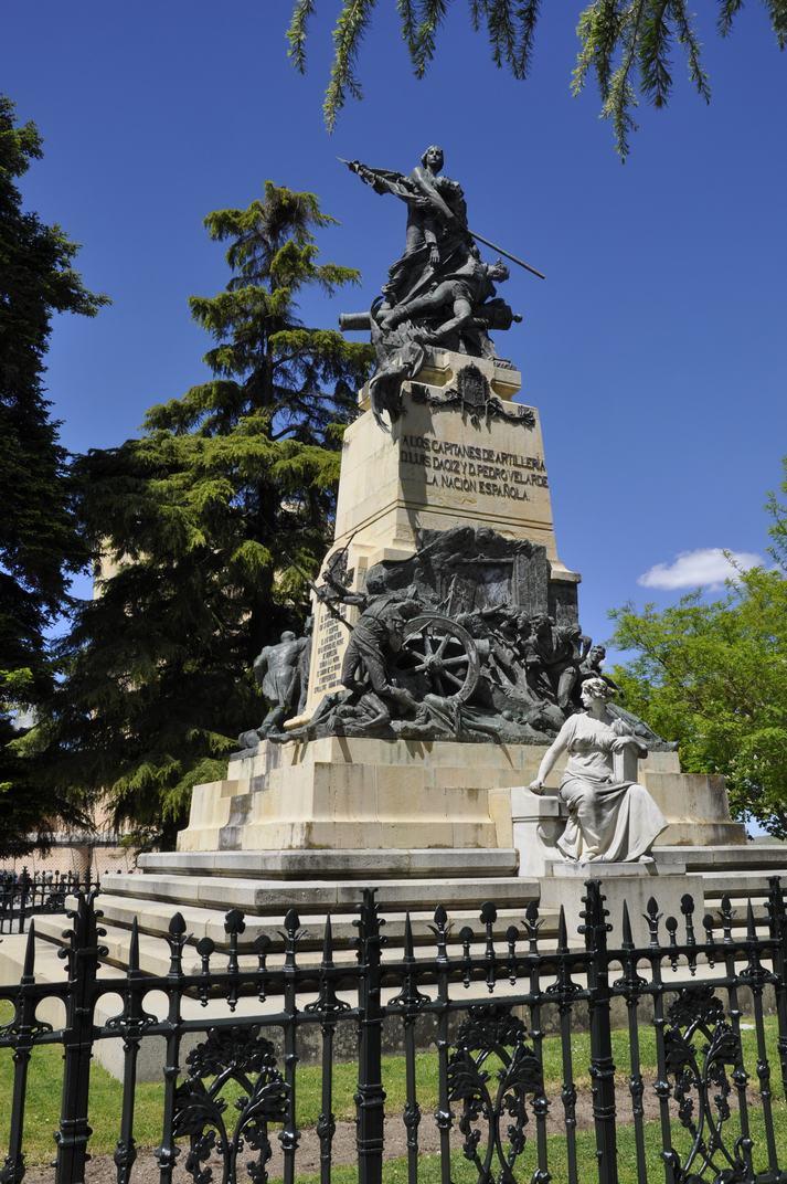 Monument de Daoiz i Velarde de Segòvia
