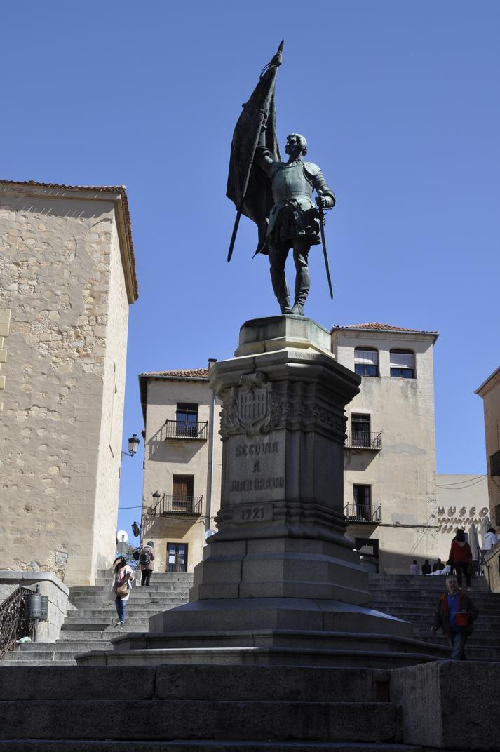 Monument de Juan Bravo de Segòvia