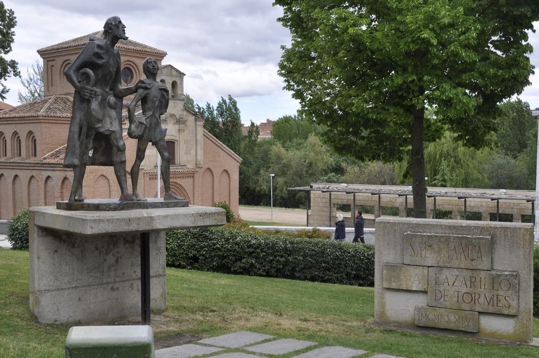 Monument del Lazarillo de Tormes de Salamanca