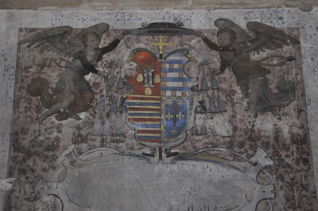 Mural de la Sagristia de la Catedral de Sigüenza de Castella - La Manxa