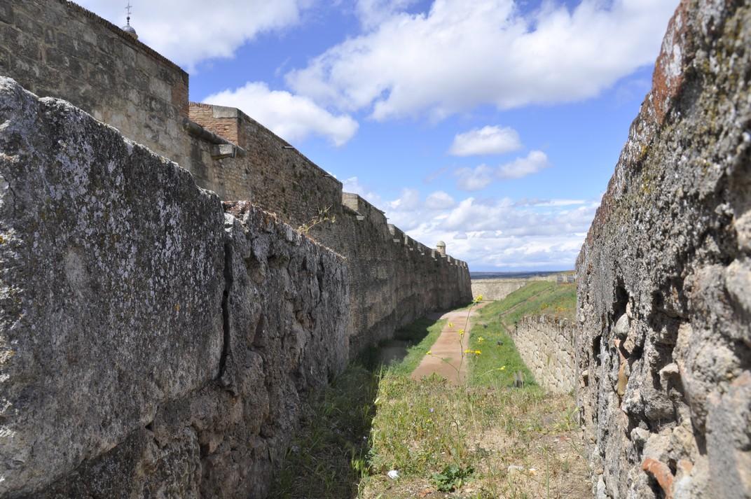Muralla de Ciudad Rodrigo de Salamanca