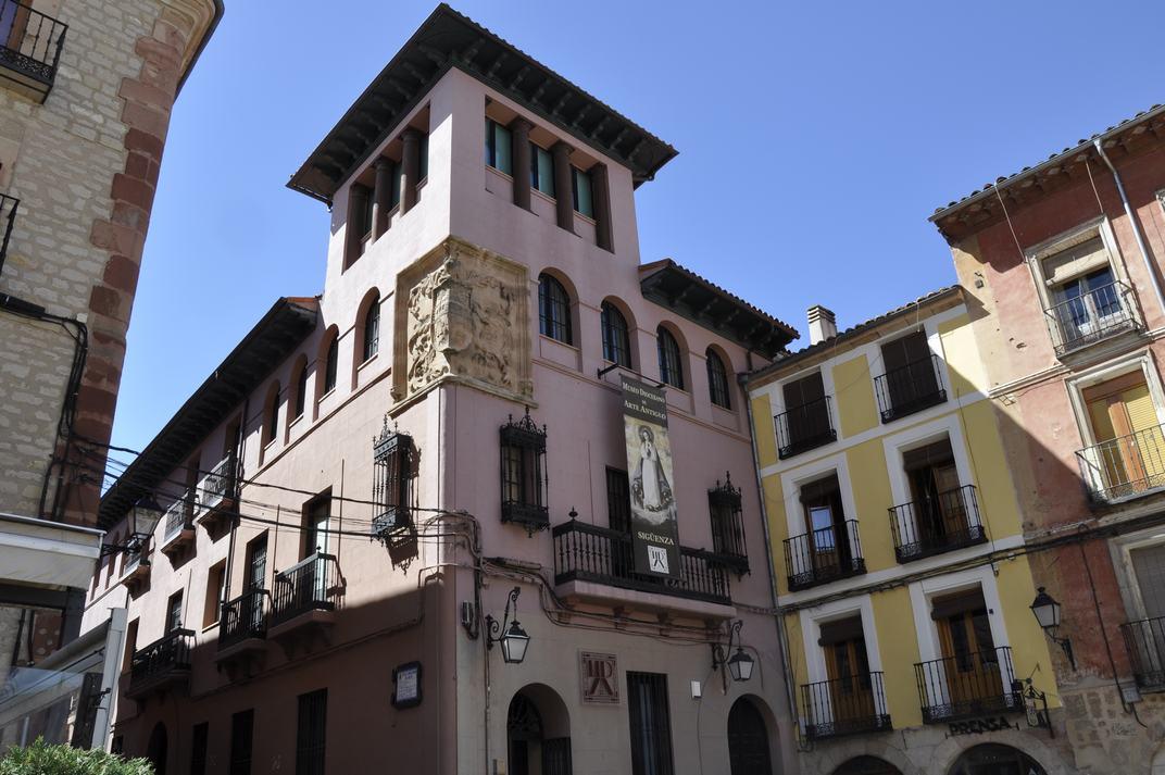Museu Diocesano de Sigüenza de Castella-La Manxa